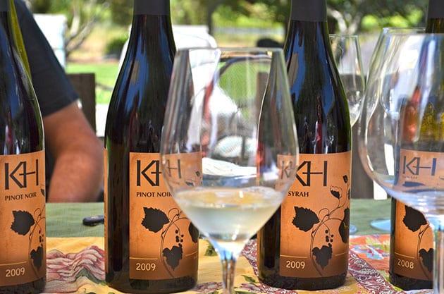 Kessler-Haak Pinot Noir and Syrah