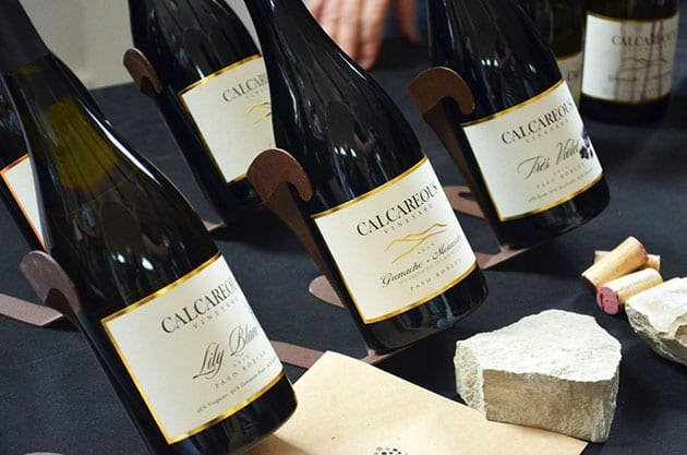 Calcareous Wine
