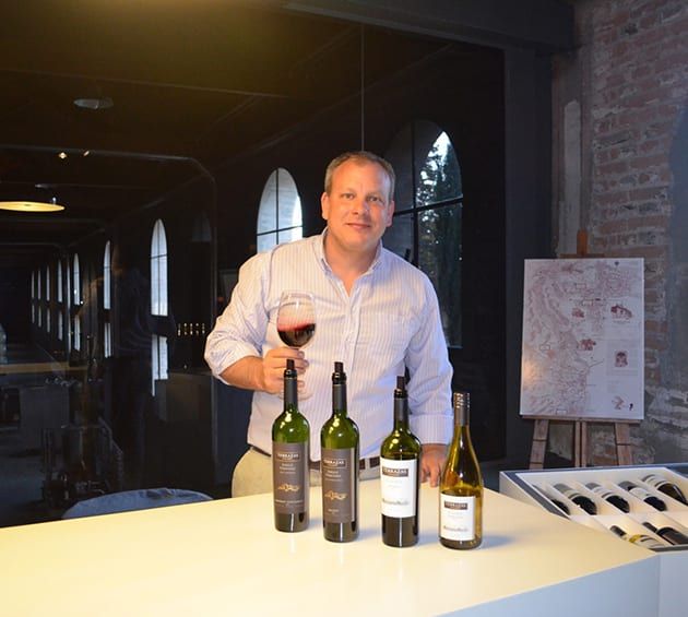 Adrian Meyer, Winemaker at Terrazas de Los Andes