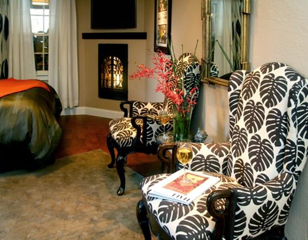 Juniper Room at the Eden Vale Inn