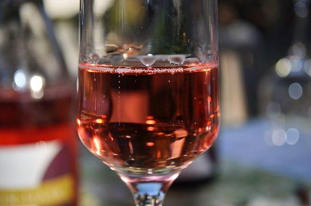 Rosé Sparkle