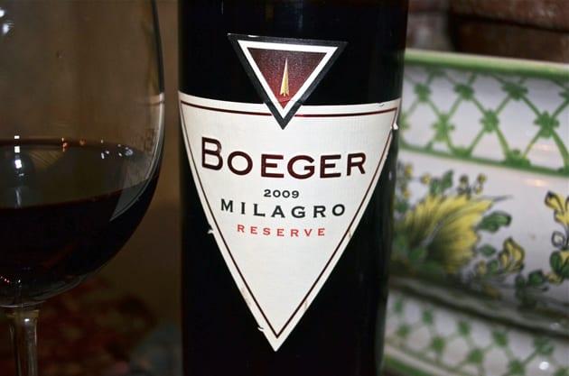 Boeger Milagro Reserve