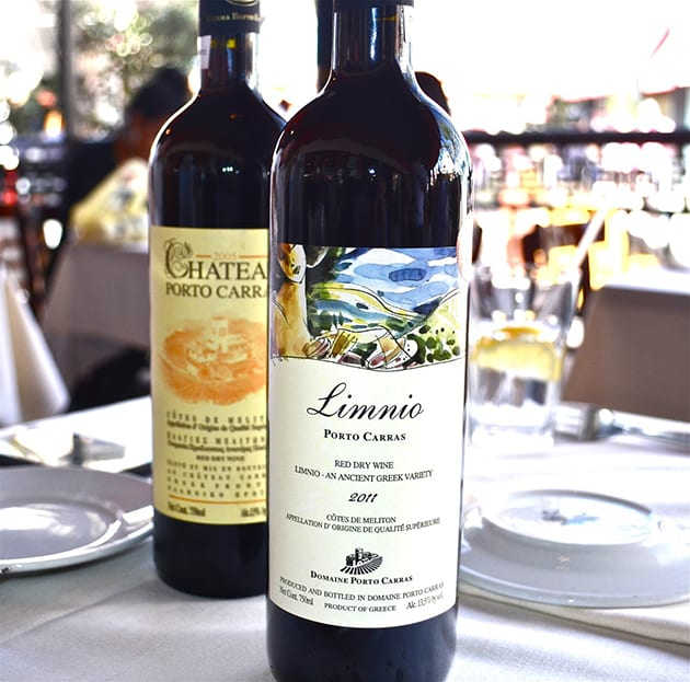 Greek Wines - Limnio