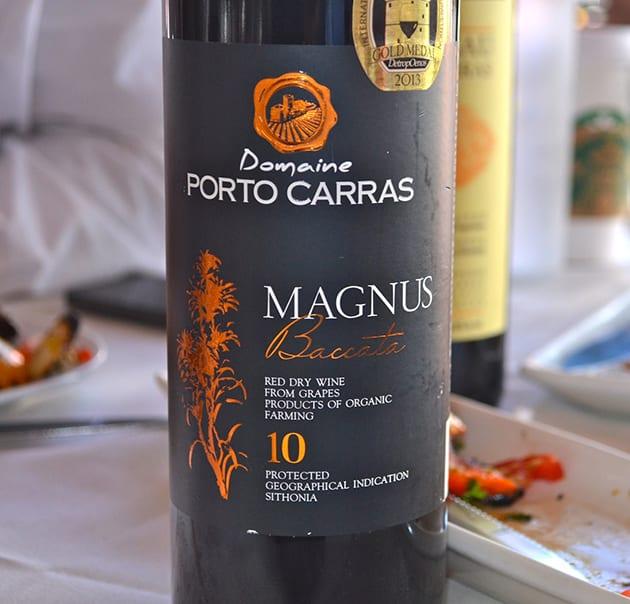 Porto Carras Magnus Baccata