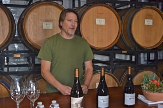 Mark Horvath - Crawford Family Wines