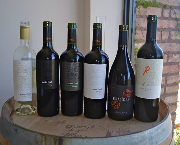 Argentine Wines at Renacer