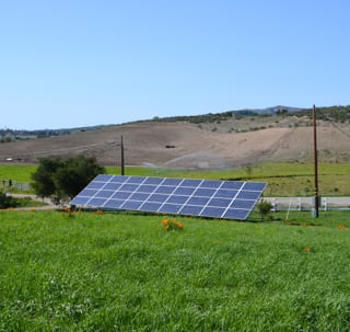 Ampelos Sustainable Solar Panels