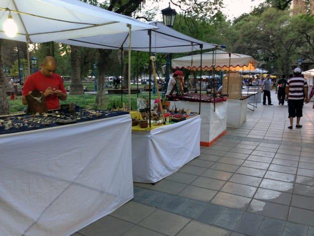 Independence Plaza Mendoza