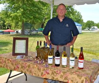 Jerry Mueller, Robllar Vineyards