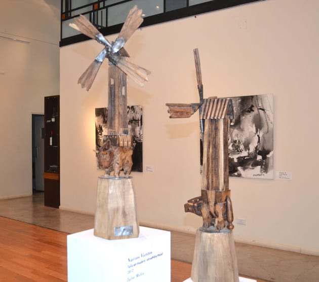 Julio Melto's Windmills