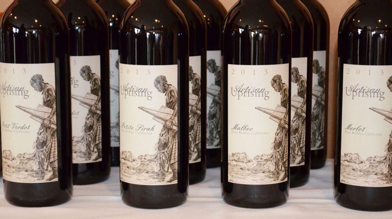Artisan Uprising Wine