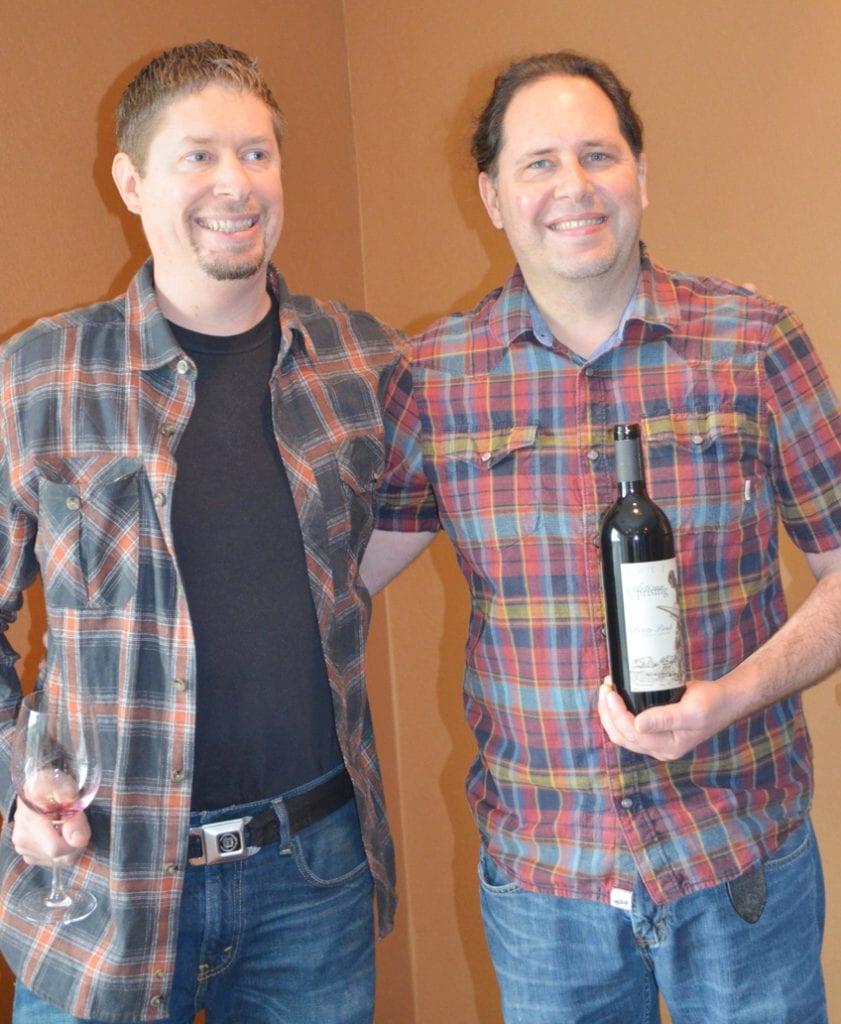 Artisan Uprising Brothers Dave and Bill Vondrasek
