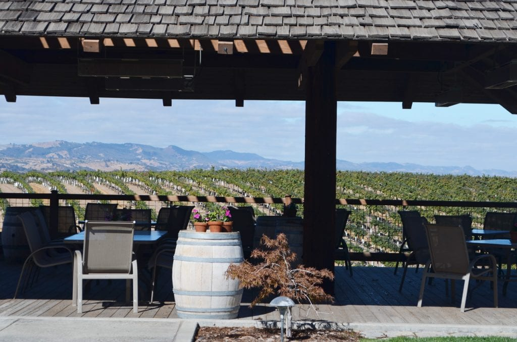 Eberle Winery Views