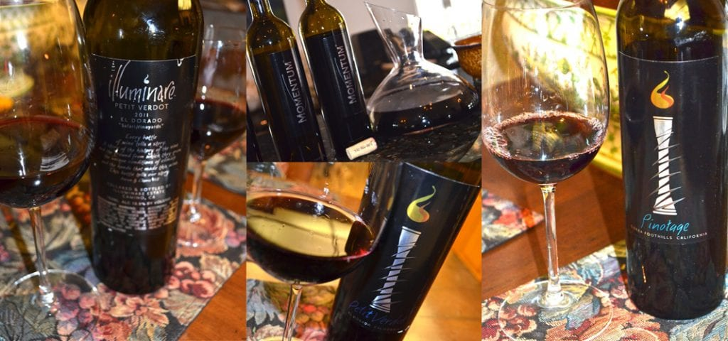 Illuminare Winery - Red Wine - El Dorado County