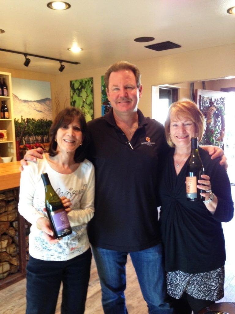 Enjoying Arizona Wine Lawrence Dunham Vineyards