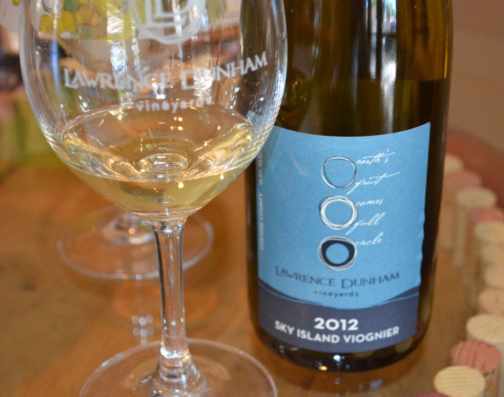 Lawrence Dunham Sky Island Viognier