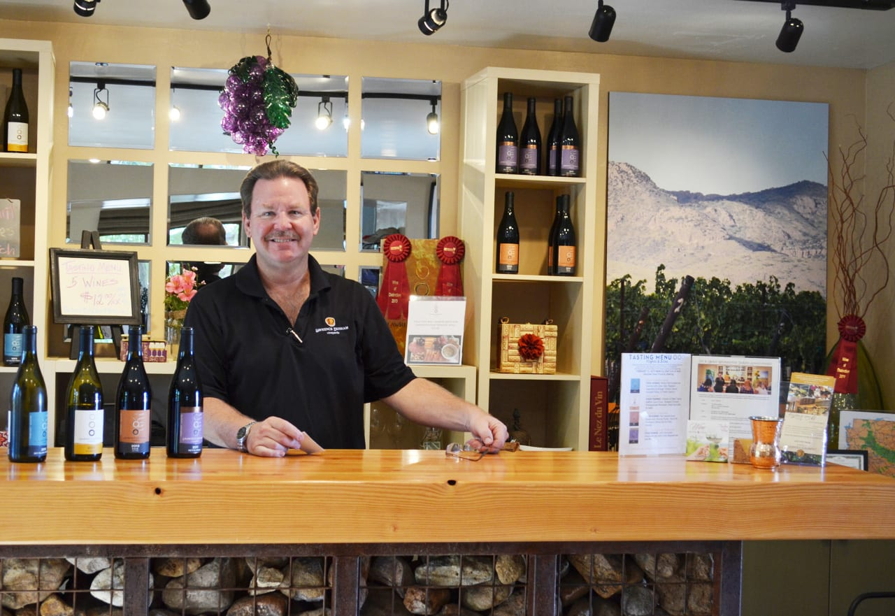 Lawrence Dunham Vineyards Tasting Room