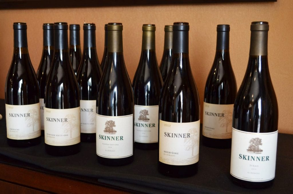 Skinner Vineyards & Winery Wines