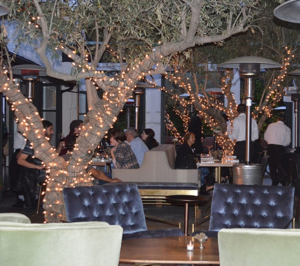 Ysabel Restaurant Patio