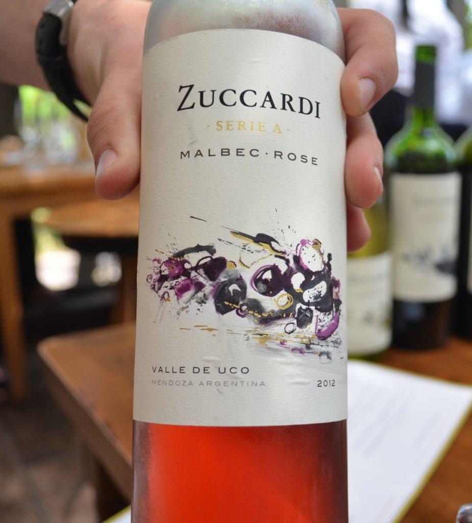 Zuccardi Malbec Rosé