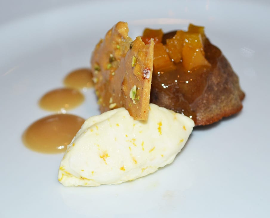 Ocean Prime Sticky Toffee Pudding
