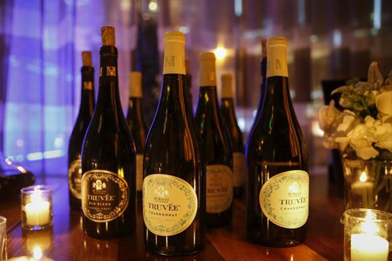 Truvee Wines - Mcbride Sisters