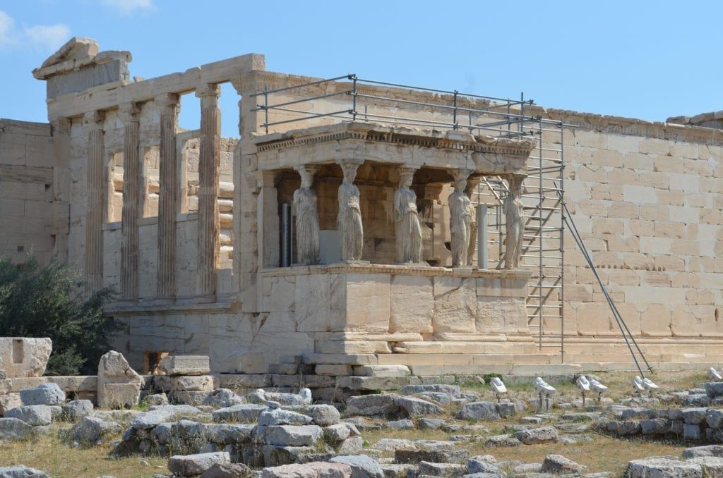 Acropolis Touring Athens Greece