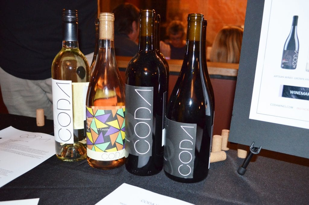 Coda Wines - Garagiste Urban Exposure