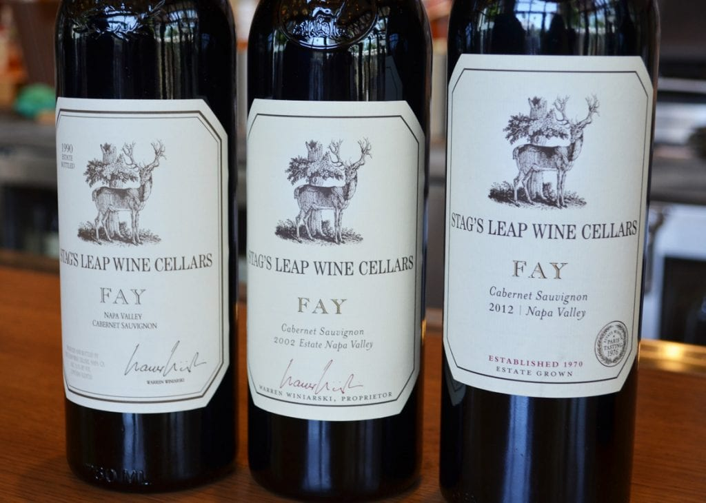 Stag's Leap Wine Cellars Fay