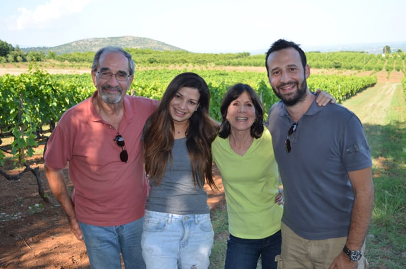 Elinos Vineyards Tarala Family