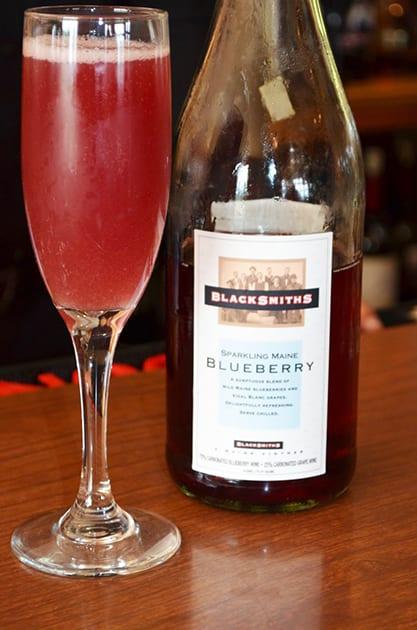 Blacksmiths Blueberry Wine