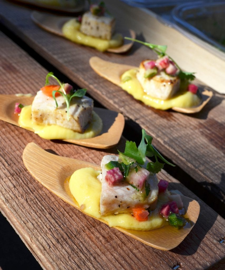 Scratch Kitchen Swordfish