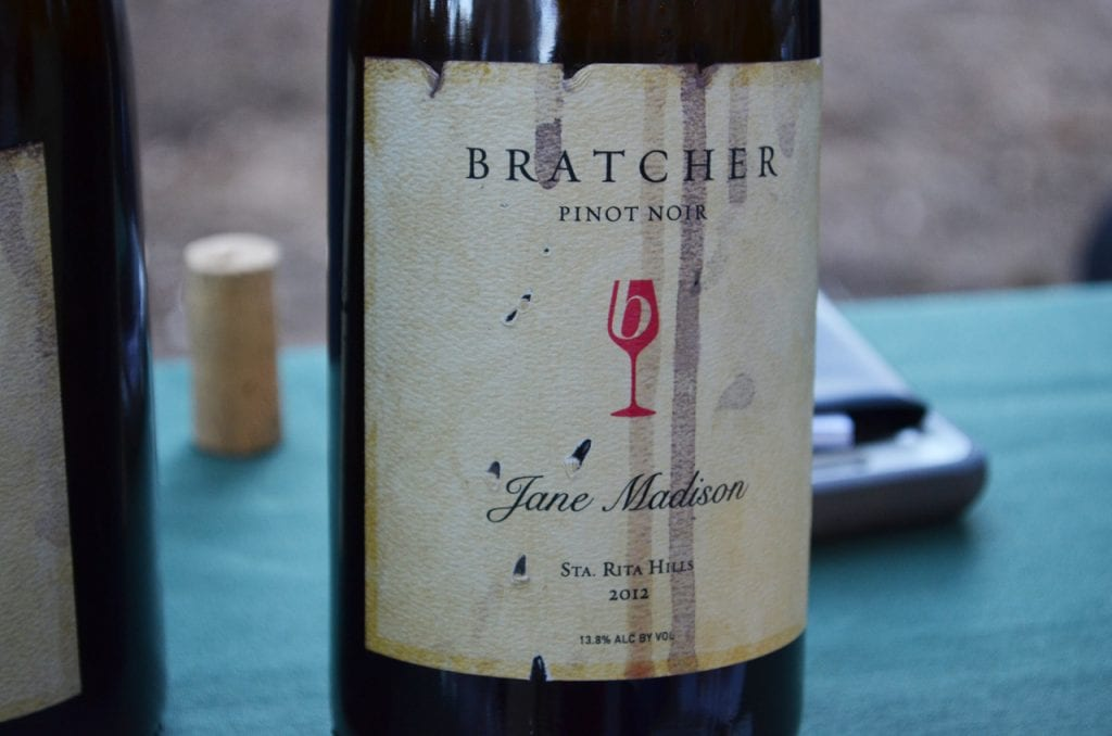 Bratcher Pinot Noir