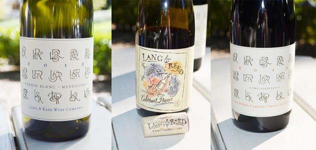 Lang & Reed Wines: Cabernet Franc & Chenin Blanc