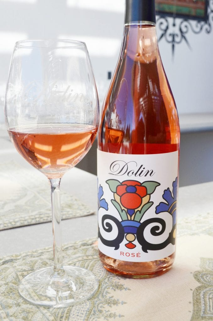 Dolin Rosé of Pinot Noir