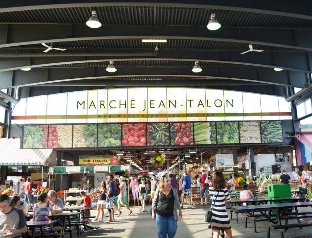 Montreal Marche Jean-Talon