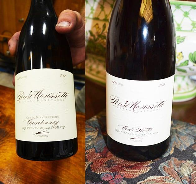 Pearl Morissette Wines