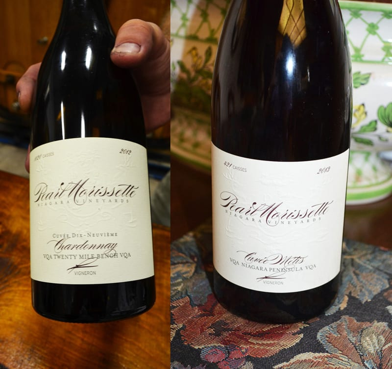 Wines of Pearl Morissette