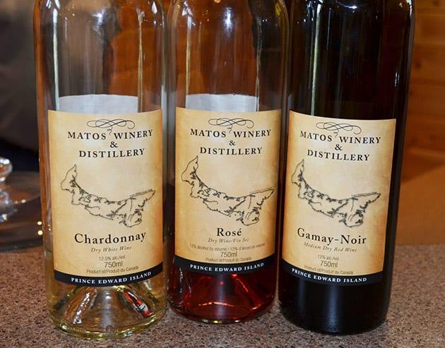 Matos Winery Wines