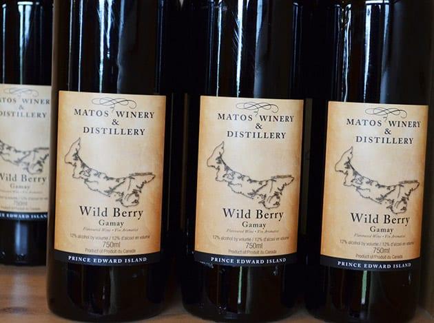 Matos Winery Wild Berry Gamay