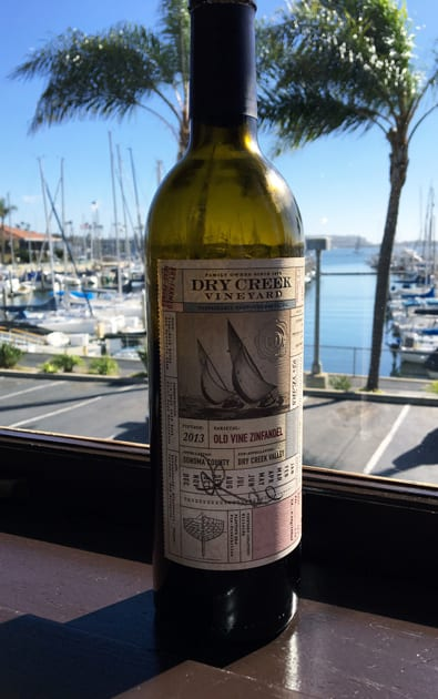 Dry Creek Vineyard Old Vine Zinfandel