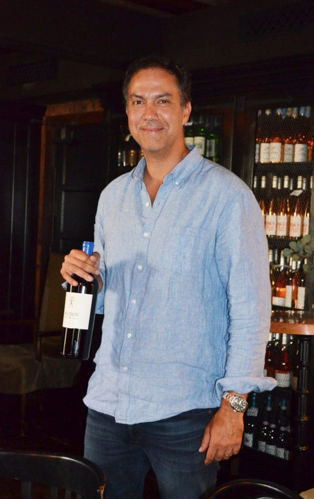 Chilean Winemaker Rodrigo Sots