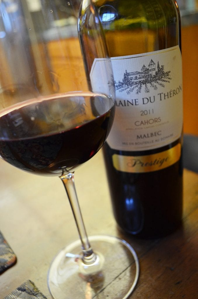 Domaine Du Theron Cahors Malbec