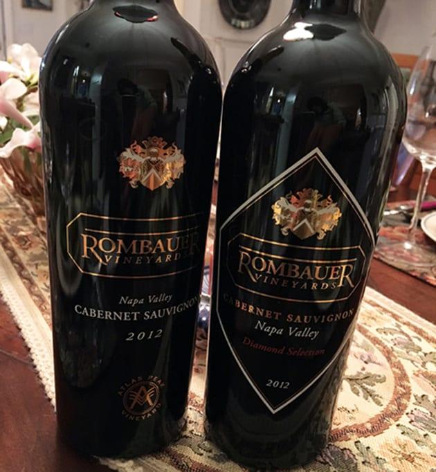 Rombauer Vineyards Wines