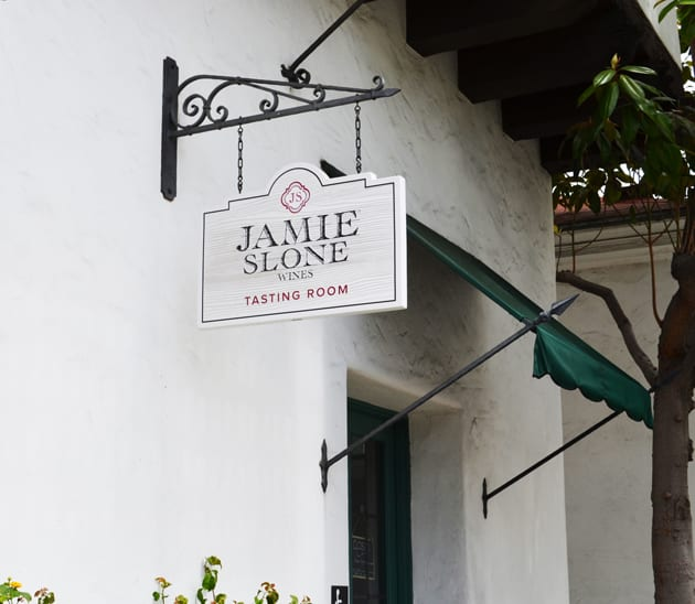 Jamie Slone Tasting Room