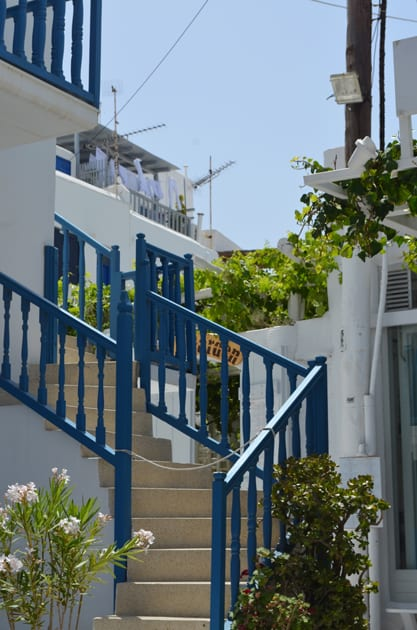 Meandering Through Mykonos