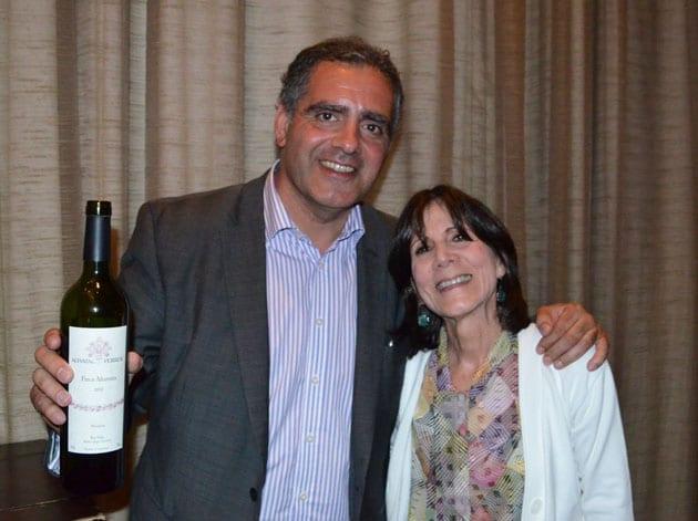 Global Brand Ambassador. Marcelo Victoria and Cori Solomon