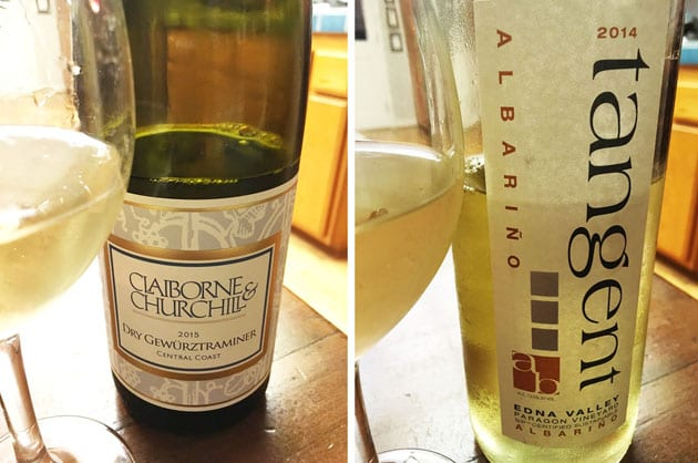 Summer Wines - White Wine from San Luis Obispo