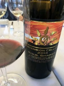 Ascension Cellars Soul Shaker
