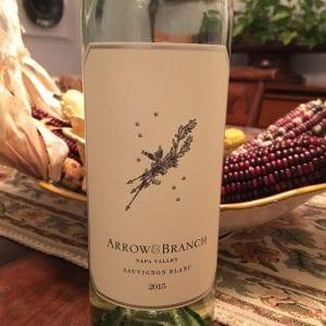 Arrow and Branch Sauvignon Blanc